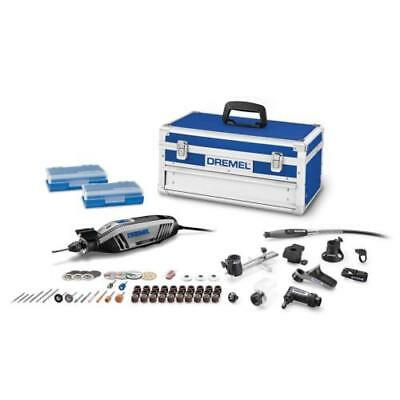 Dremel 4300-9/64 High Performance Rotary Tool Kit with Universal 3-Jaw...