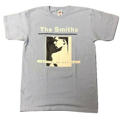 Mens The Smiths Morrissey The Queen Is Dead T Shirt In Green Free Uk Postage