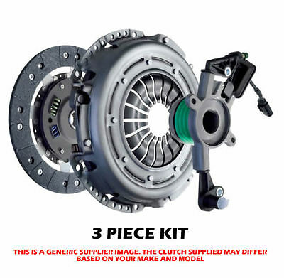 FORD FIESTA Mk5 1.2 Clutch Kit 2 piece 03 to 08 Manual B/&B 1206625 Cover+Plate