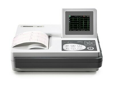 Edan SE-3B Three Channel Wide Screen ECG Machine - 111800-M1315690002