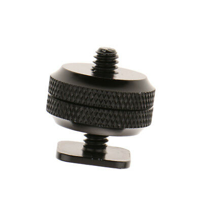 "MagiDeal 1/4""-20 Tripod Screw to Flash Hot Shoe Cold Shoe DSLR Adapter Mount"