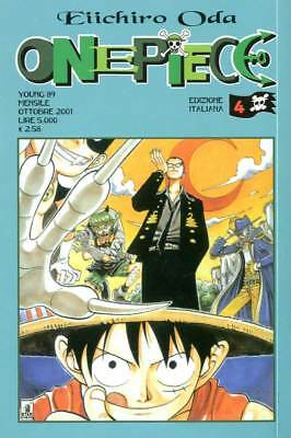 manga STAR COMICS ONE PIECE numero 4