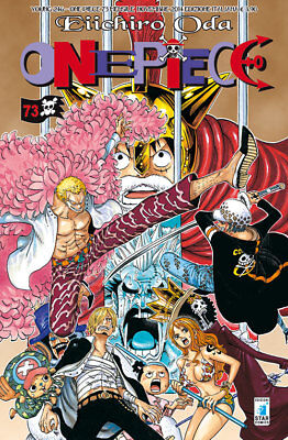 manga STAR COMICS ONE PIECE numero 73