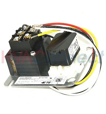 Marvelous Tyco Furnace Relay 24 Volt Coil Hn61Kk911 6A 240V Contact Wiring Cloud Hisonuggs Outletorg