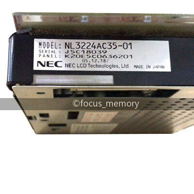For 5.5'' NEC NL3224AC35-01 320X240 Industial TFT LCD Display Panel Replacement