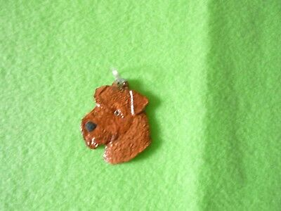 Irish Terrier Necklace