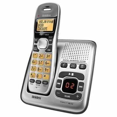 Uniden DECT1735 Single Handset Cordless Home Phone with Answering Machine NBN