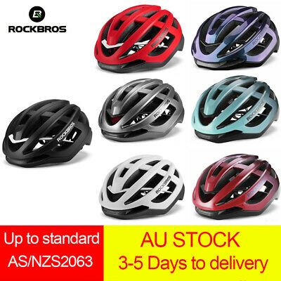 ROCKBROS Ultralight Cycling Helmet Road Bike MTB Light Helmet Size 49 - 59 cm