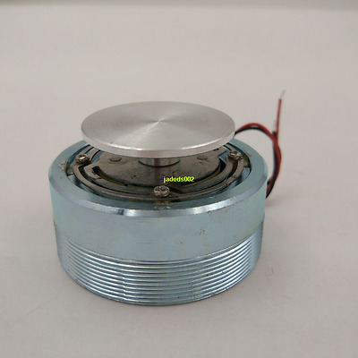 1pcs 50mm 4Ω 25W vibration Speaker Resonance horn Bass audio loudspeaker 4ohm