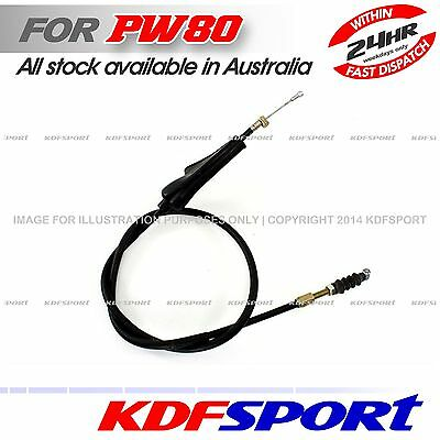 Kdf Pw80 Py80 Coyote 80 Js Front Brake Cable For Yamaha Peewee Pw Py 80Cc 80Py