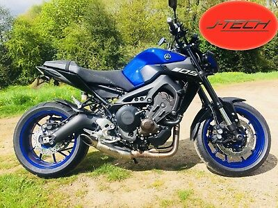 yamaha mt 09 tail tidy 2017 2018 under seat conversion. Black Bedroom Furniture Sets. Home Design Ideas