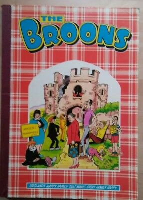 The Broons 1985 annual.