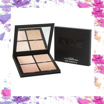 Cosmetics The Wet Set Pressed Illuminating Powder 4 Color Bronzers & Highlighter