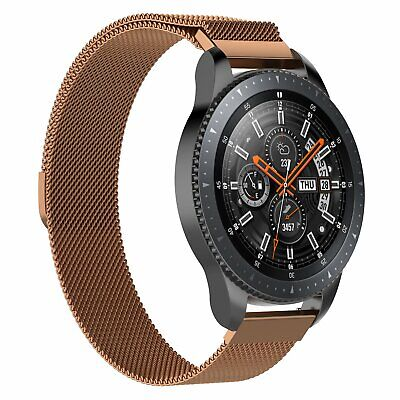 For Samsung Gear S3 Frontier/Classic Stainless Steel Silicone Watch Band Straps