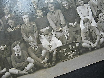 Moonee Ponds Primary School 1950