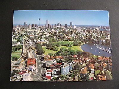 Darling Point Rushcutters Bay  1987 NSW Australia