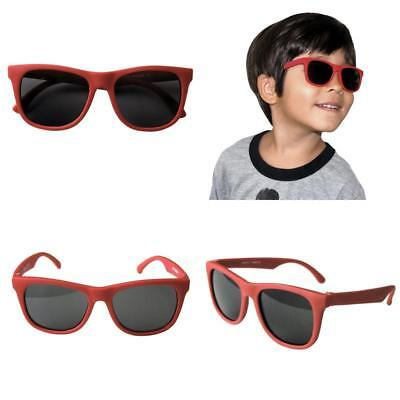 My First Sunglasses - Wayfarer. 100% Uv Proof Sunglasses For Baby, Toddler, And