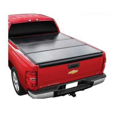 5.5ft Bed Tri Fold Hard Tonneau Cover for 04-14 Ford F-150 Lincoln 06-08 Mark LT