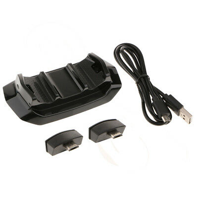 Dual USB Charging Dock Station For Sony Playstation PS4/Slim/Pro Controller