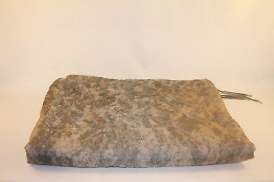 "Genuine US Military Surplus Poncho Liner ""Woobie"" - ACU Camo good condition"