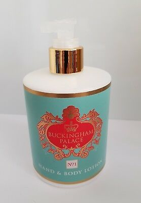 Buckingham Palace No1 Hand & Body Lotion  300ml
