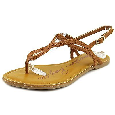 fc75cc2be360 AMERICAN RAG WOMENS Keira Split Toe Casual Ankle Strap Sandals ...