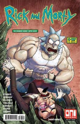 Rick And Morty 38 Mike Vasquez Amazing Spider-Man 316 Venom Homage Variant