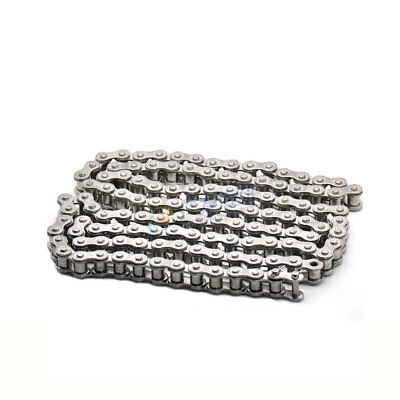 """304 Stainless Steel #35  06B-1 Pitch 9.525mm 3/8"""" Single Row Roller Chain * 1.5M"""