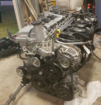 Engine from 02/14 Mazda 2 DE 14100 kms suit 05/10-09/14