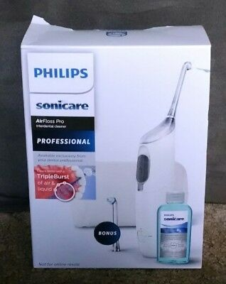 Philips Sonicare AirFloss Pro Interdental cleaner; new.
