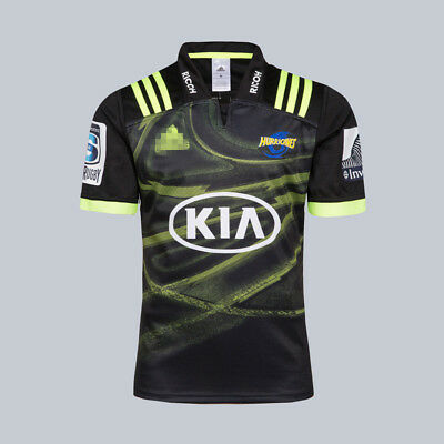 Hurricanes 2018 away rugby jersey