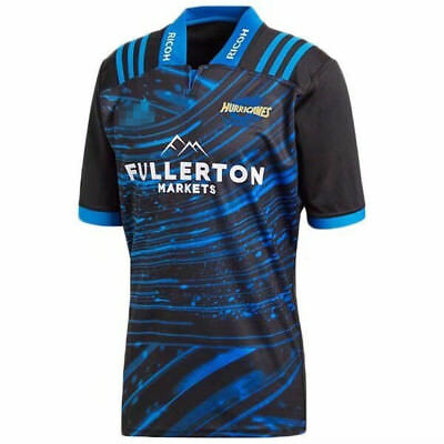 Hurricanes 2018 training rugby jersey