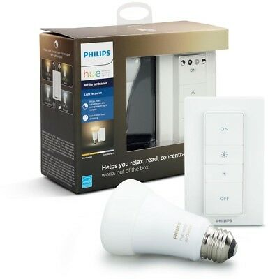 Philips Hue White Ambiance Dimming Smart Kit Light Switch Dimmer Professional
