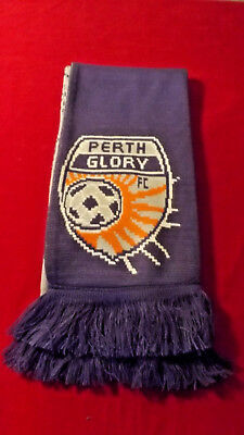 Perth Glory Official Supporters Scarf In Great Condition