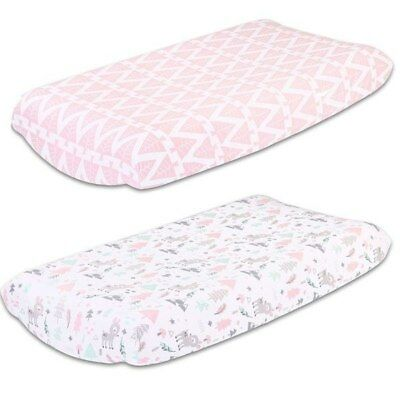 NEW Little Haven 2 Pack Bassinet Fitted Sheets from Baby Barn Discounts
