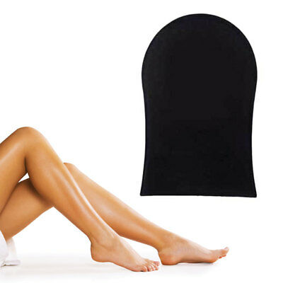 anning Mitt For Self Tanner Glove Fake Tan Applicator - Mitt Soft No Mess black