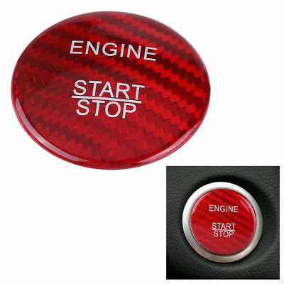 Start Stop Engine Button Cover Trim for Mercedes Benz A C GLC GLA ML GL Class ZY