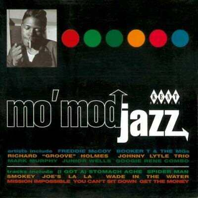 MO' MOD JAZZ Various Artists NEW & SEALED MOD / CLUB CD (KENT) NORTHERN SOUL R&B