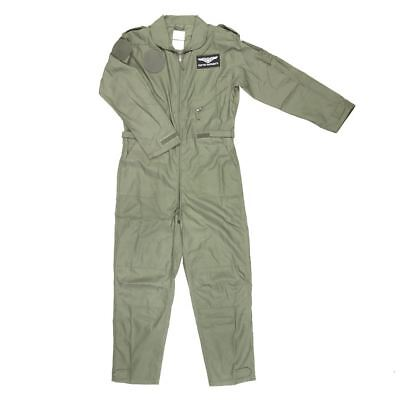 Fostex Pilots Flight Suit Aviator Flying Nomex Type Coverall Military Boilersuit