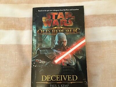 Star Wars: The Old Republic - Deceived (Paperback), Kemp, Paul S