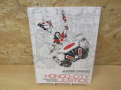 JUDGE DREDD The Mega Collection Graphic Novel ISSUE 60 HONDO CITY JUSTICE | NEW