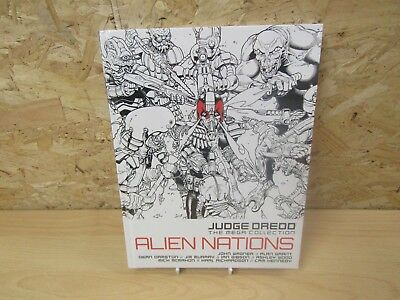 JUDGE DREDD The Mega Collection Graphic Novel ISSUE 75 ALIEN NATIONS | NEW
