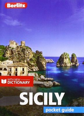 Berlitz Pocket Guide Sicily Latest Edition