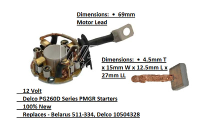 8000065 NEW STARTER BUICK RENDEZVOUS 3.5L 2006-2007