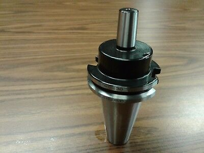 Cat 40 V-Flange To Jacobs Jt33 Drill Chuck Arbor Adapter #cat40-Jt33