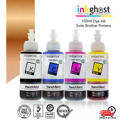 Trend Refill Ink for Brother LC77 LC73 MFC-J430W MFC-J432W MFC-J625DW MFC-J825DW