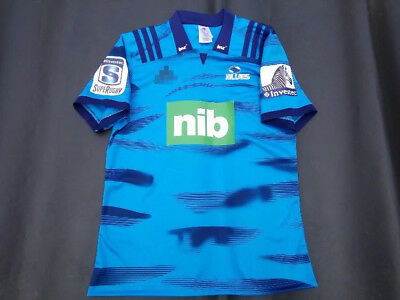 2018 blues rugby jersey