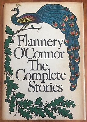 Flannery O'Connor The Complete Stories First Edition 1st/1st 1971 HCDJ FSG