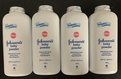 Johnson's Baby Powder For Silky Soft Skin 300g FREE SHIPPING