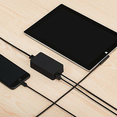 65W 15V 4A AC Power Adapter Charger for Microsoft Surface Book Pro 3 / 4 / 5